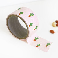 "Iconic 1.96""X11yd pattern adhesive reform tape - Cactus"