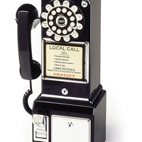 Pay Phone Coin Bank - Real Working Phone