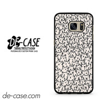 Because Cats Many Cats DEAL-1717 Samsung Phonecase Cover For Samsung Galaxy S7 / S7 Edge