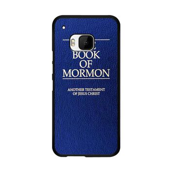 The Book Of Mormon Cover Book HTC M9 Case