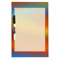 Bright Colors Dry-Erase Boards