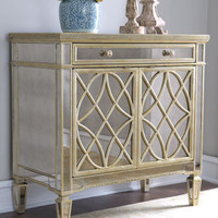 """Amelie"" Mirrored Chest - Horchow"