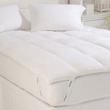Multiple Sizes - Down & Feather - Supreme Mattress Topper/Feather Bed - Twin XL