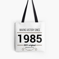 Making history since 1985 by JJFarquitectos