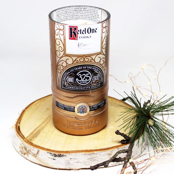 Kettle One Copper Vodka Candle