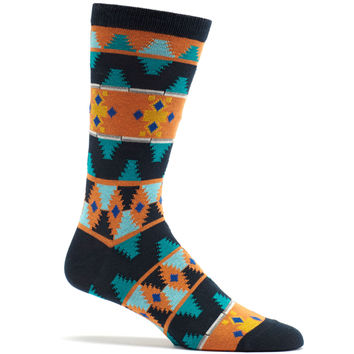 Morrocan Waves Sock