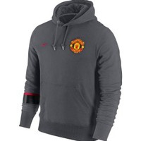 Nike Men's Manchester United Core Soccer Hoodie - Dick's Sporting Goods