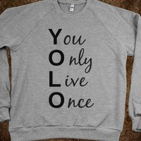 YOLO - Trendy Designs by Sofia