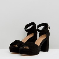ASOS HEIDI Heeled Sandals at asos.com