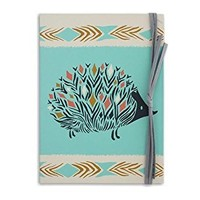 Write Your Heart Out with this Lovely Hedgehog Designed Journal
