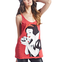 Snow White™ Racerback Tank | Wet Seal