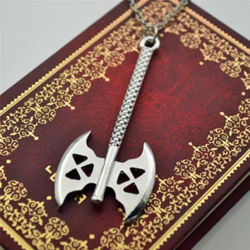 Gimli's Axe Necklace Replica