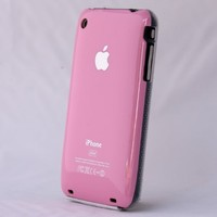 CASE2CASE 89 PINK hard case cover for Apple iPhone 3 3G 3GS