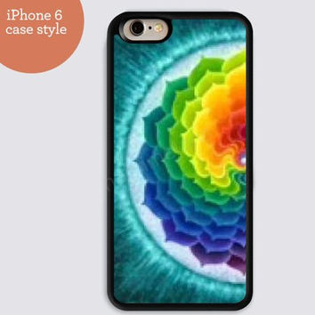 iphone 6 cover,mandala Rainbow colorful iphone 6 plus,Feather IPhone 4,4s case,color IPhone 5s,vivid IPhone 5c,IPhone 5 case 163