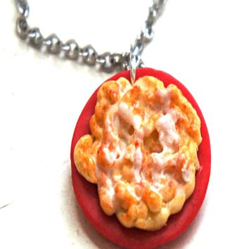 Funnel Cake Necklace