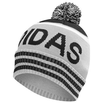 Licensed Golf Adidas  Men's Pom Beanie Winter Bobble Hat Cap - Pick Color!