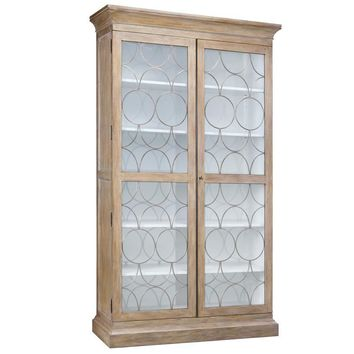 Paragon Lighted Display Cabinet