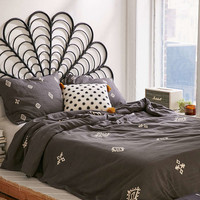 4040 Locust Toures Symbology Duvet Cover - Urban Outfitters
