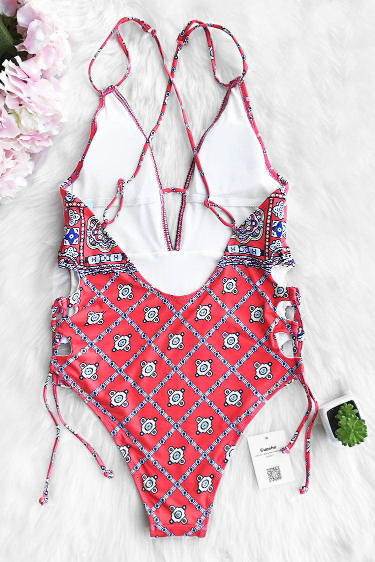 5b50a9534cd Cupshe Waiting For The Sun One-piece from Cupshe | swim suits