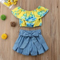 Summer Lovin' 2 Pcs Outfit