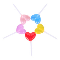 Plump Heart Lollipop
