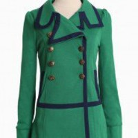 Bermuda Coat By Knitted Dove | Modern Vintage Outerwear