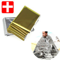 Camping Portable Emergency Blanket First Aid Survival Rescue