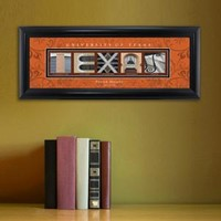 College Campus Art - Texa