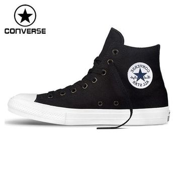 CREYUG7 Original New Arrival 2016 Converse Chuck Taylor ll Unisex High top Skateboarding Shoe