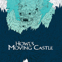 Howl's Moving Castle Art Print by Andbloom | Society6