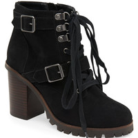 Aeropostale  Dv8 Buckled Laurel Bootie - Black, 6