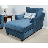 Chelsea Home Somerset Chaise Lounge & Reviews | Wayfair
