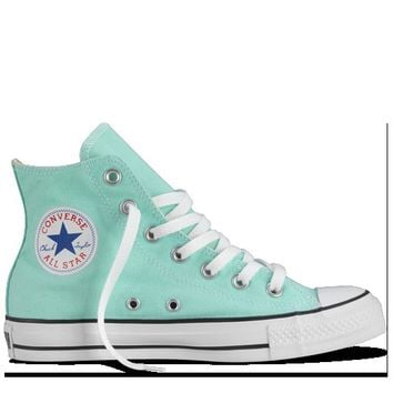 Beach Glass Chuck Taylor All Star : Converse High Tops | Converse.com