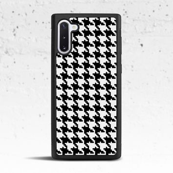 Houndstooth Pattern Phone Case for Samsung Galaxy S & Note