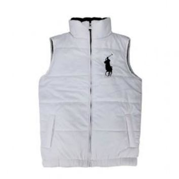 Beauty Ticks Ralph Lauren Polo Rugby Men Down Vest Mrldv019