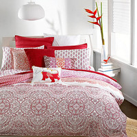 bar III™ Bedding, Henna Full/Queen Duvet Cover - Duvet Covers - Bed & Bath - Macy's