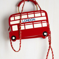 Travel Double-Decker Crush Bag by ModCloth