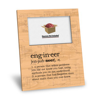 Engineer Definition Picture Frame