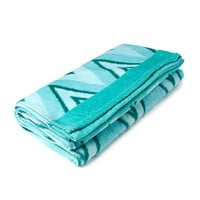 Chevron Beach Towel
