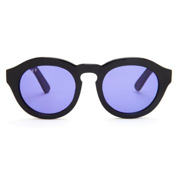 DIME - BLACK + PURPLE COLOR THERAPY + POLARIZED