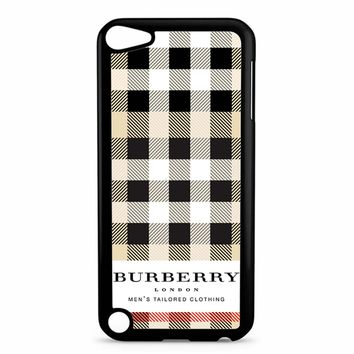 Burberry Logo iPod Touch 5 Case
