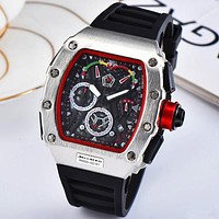 Richard Mille Women Men Fashion Quartz Watches Wrist Watch