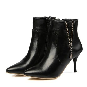 High Heel Ankle Boots | Chelsea Booties For Women