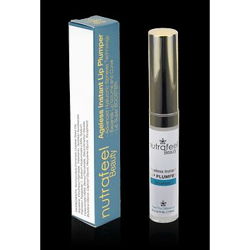 Ageless Instant Lip Plumper | POTENT Lip BOOSTER | Stimulates Collagen & Hyaluronic