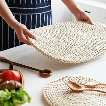 Woven Heat Protective Placemats