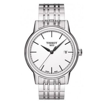 Men's Tissot Carson Quartz Stainless Steel Watch
