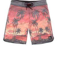 Quiksilver YG Sky Palms Boardshorts at PacSun.com