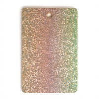 Lisa Argyropoulos Sea Mist Shimmer Cutting Board Rectangle