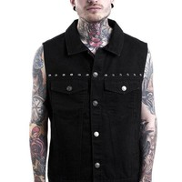 Hellcore | DENIM VEST MENS