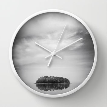 The vessel Wall Clock by HappyMelvin